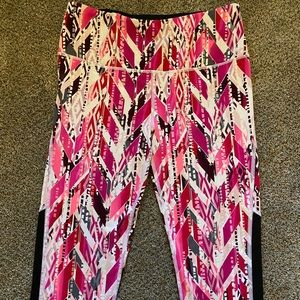 Victoria's Secret Pants & Jumpsuits - Victoria's Secret Cropped Sport Yoga Pants